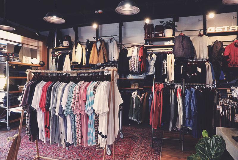 como montar uma loja de roupas