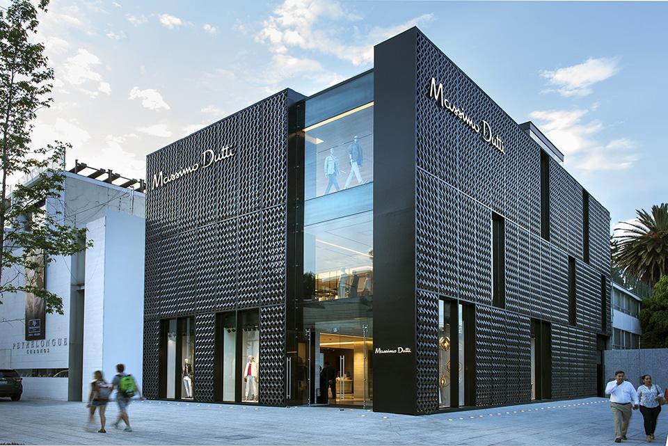 Fachadas de Lojas Modernas